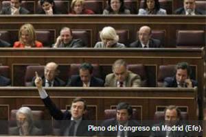 El Congreso aprueba el proyecto de ley que agiliza el desahucio por impago del alquiler