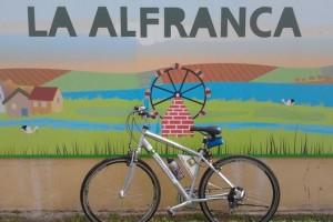 El Espacio La Alfranca estrena un servicio de alquiler de bicicletas