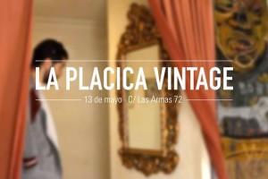 La Placica Vintage regresa a Las Armas con un mercadillo de segunda mano