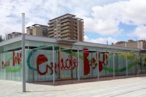 La ciudad de Zaragoza abre el primer centro lúdico dirigido a bebés